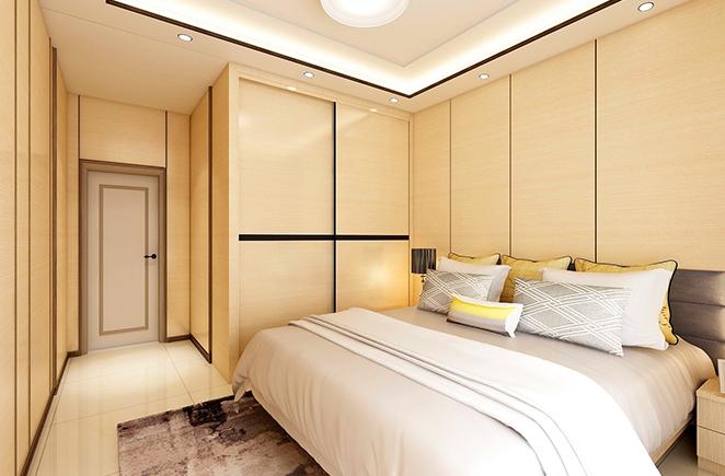 一米阳光·卧房护墙系统